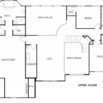 layout Covington upper floor